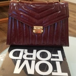 MICHAEL KORS NWT Whitney Leather Quilted Bag Purse